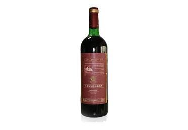 金尊山葡萄酒